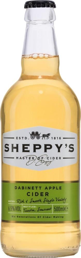 Sheppy's Dabinett Single Variety Apple Cider Sheppy's Craft Cider Somerset