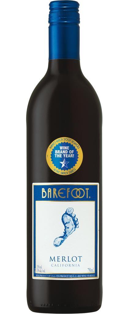 Barefoot Merlot Barefoot Cellars Mendoza