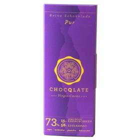 Virgin Cacao Schokolade – Pur