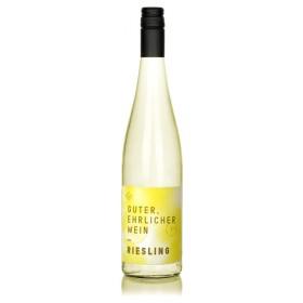 Guter, ehrlicher Wein Riesling