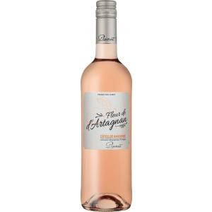 Fleur de d'Artagnan Rosé Producteurs Plaimont Gascogne
