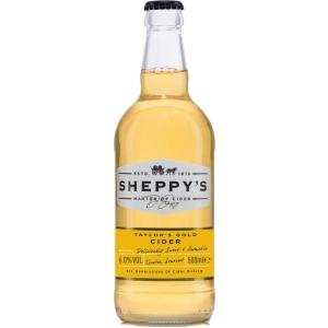 Sheppy's Taylor's Gold Single Variety Apple Cider Sheppy's Craft Cider Somerset