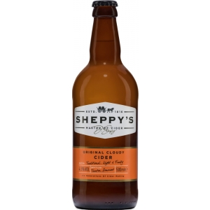 Sheppy's Original Cloudy Apple Cider Sheppy's Craft Cider Somerset