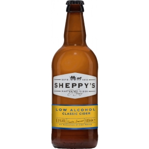 Sheppy's Low Alcohol Classic Cider Sheppy's Craft Cider Somerset