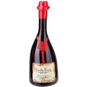 Vieille Prune 42% vol Pflaumenbrand aus dem Elsaß Distillerie Nusbaumer Elsass