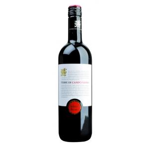 Salento Rosso I.G.T. Puglia Terre di Campo Sasso Apulien