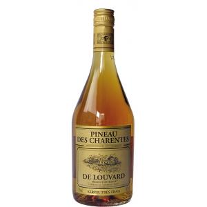 Pineau des Charentes de Louvard blanc Unicognac Cognac