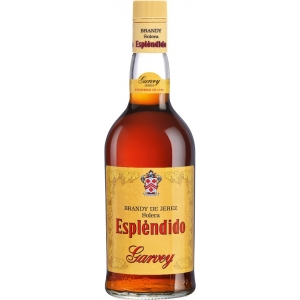 Spanischer Brandy Esplendido Garvey Jerez de la Frontera