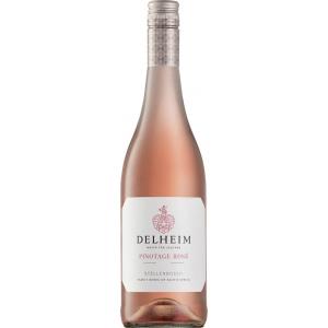 Delheim Pinotage Rosé Coastal Region Delheim Wines Coastal Region