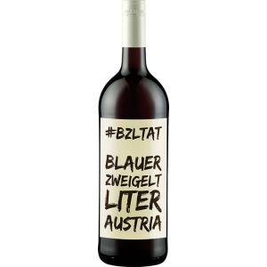 #BZLTAT Blauer Zweigelt - Liter Helenental Kellerei Weinviertel