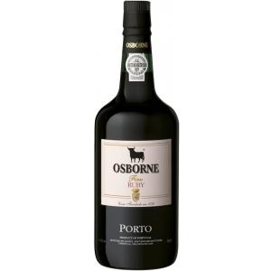 Osborne Ruby Port 19,5% vol Quinta and Vineyard Bottlers Vinhos Porto