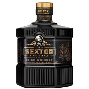 The Sexton Single Malt Irish Whiskey 40% vol Bushmills