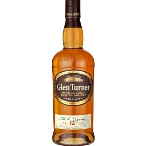 Single Malt Scotch Master Reserve aged 12 years Glen Turner