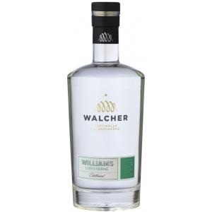 Walcher Williams Christ Edelbrand 40% vol Alfons Walcher