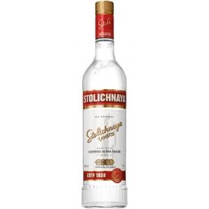 Stolichnaya Vodka 40% vol 0,5 Literflasche Simex Vertrieb