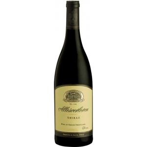Shiraz Wine of Origin Swartland Allesverloren Wine Estate Swartland