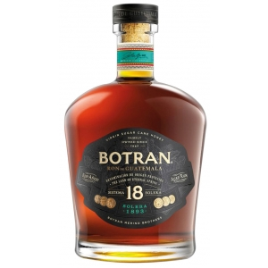 Ron Botran Solera 1893 18yo Botran Quetzaltenango