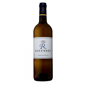 """""""R"""" de Rieussec Château Rieussec Bordeaux"""