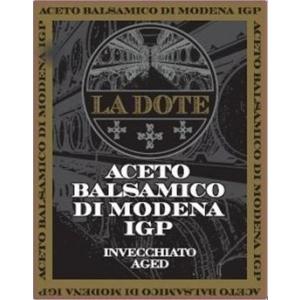 Aceto Balsamico La Dote (4 Jahre) (250ml) (0,25l) Fattoria Estense