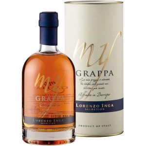 My Grappa Affinata in Barrique Selection (0,5l) Inga Piemont