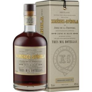 Brandy Tres Mil 3.000 botellas DO (ab April 2017) Ximénez-Spinola Jerez